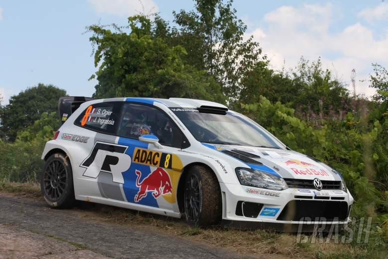 ,  - Sebastien Ogier, Julien Ingrassia (Volkswagen Polo WRC #8, Volkswagen Motorsport)