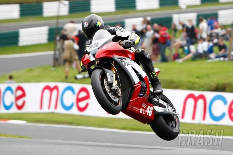 Tommy Bridewell Halsall Racing Kawasaki - picture credit Ian Hopgood Photoraphy