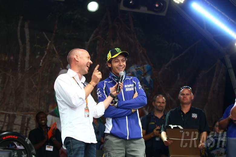 ,  - Rossi, Day of Champions, British MotoGP 2013