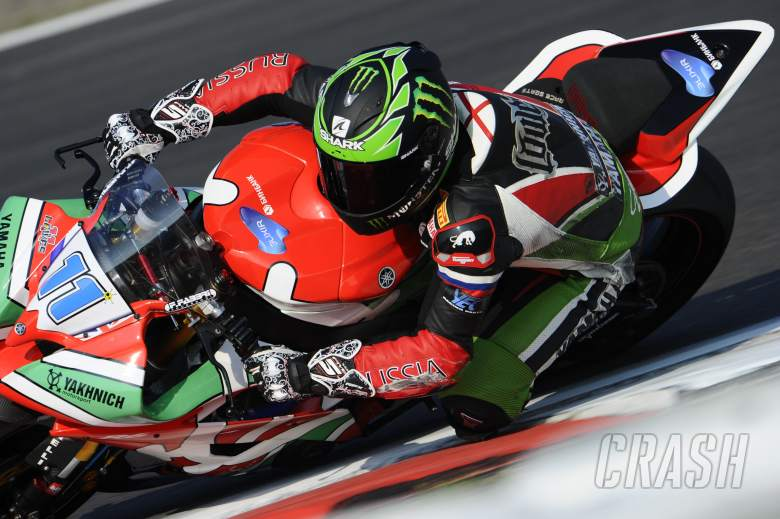 , , Sam Lowes, German WSS 2013
