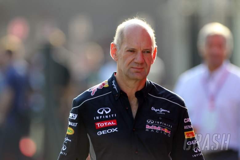 ,  - 07.09.2013- Adrian Newey (GBR), Red Bull Racing , Technical Operations Director