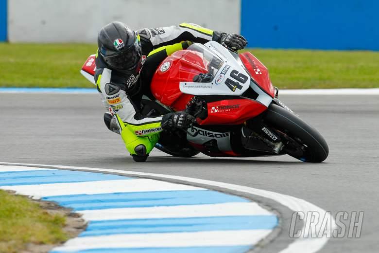 Tommy Bridewell Halsall Racing Kawasaki - picture credit IHPhotography.net