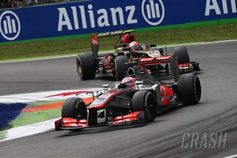Jenson Button (GBR) McLaren Mercedes MP4-28