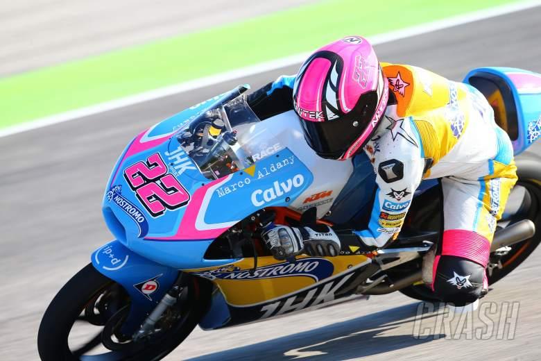 Carrasco, Moto3, San Marino MotoGP 2013