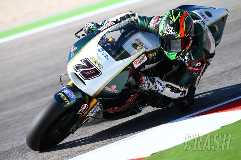 Michael Laverty, San Marino MotoGP 2013