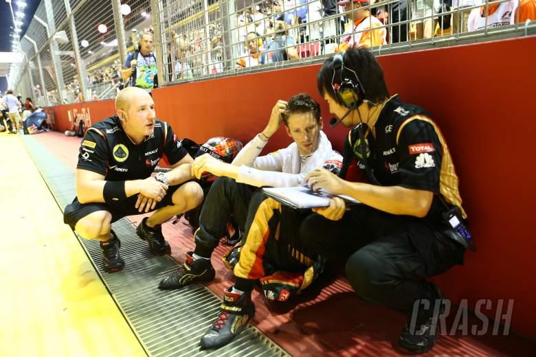 ,  - 22.09.2013- Race: Romain Grosjean (FRA) Lotus F1 Team E21