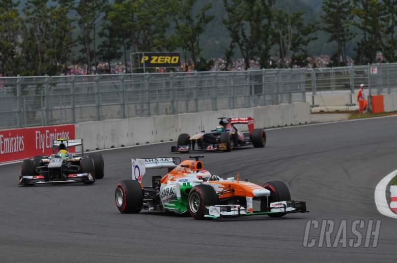 ,  - 06.10.2013- Race: Paul di Resta (GBR) Sahara Force India F1 Team VJM06
