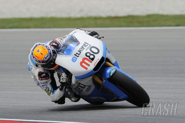 Rabat, Malaysian Moto2 2013