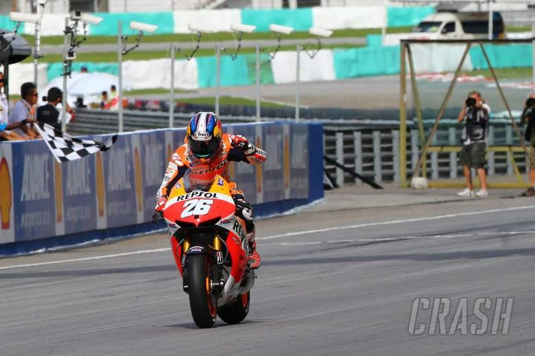 Pedrosa, Malaysian MotoGP 2013