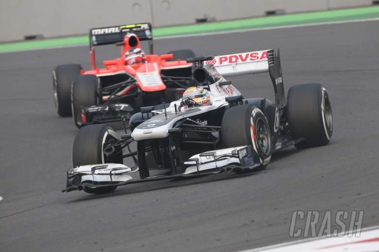 ,  - 27.10.2013- Race: Pastor Maldonado (VEN) Williams F1 Team FW35