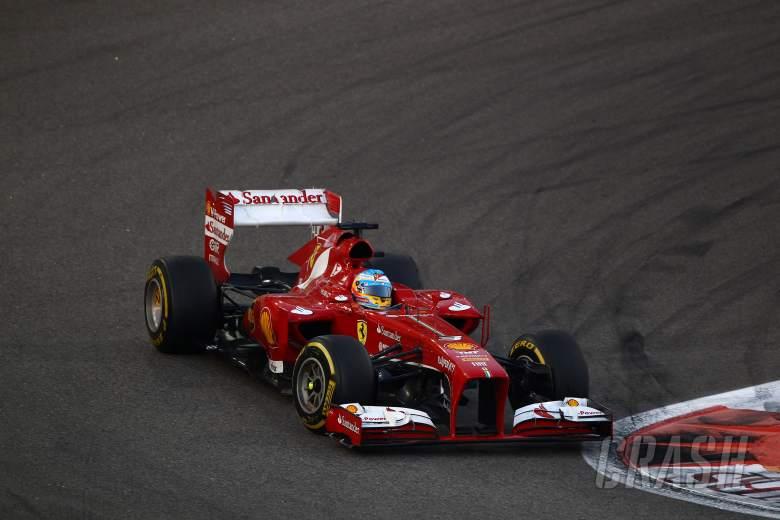 ,  - 03.11.2013- Race, Fernando Alonso (ESP) Scuderia Ferrari F138
