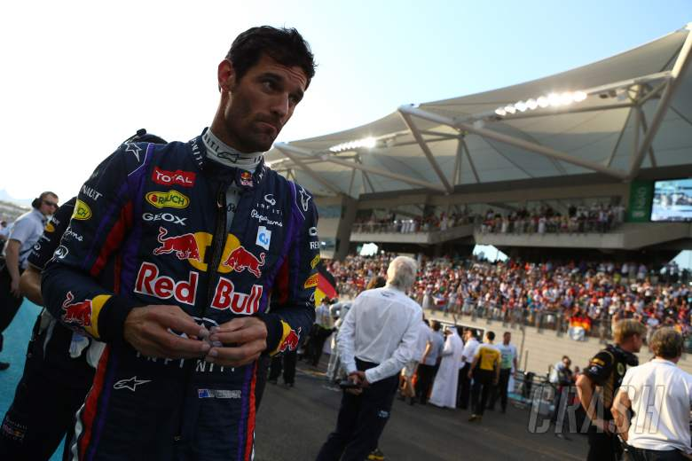 03.11.2013- Race, Mark Webber (AUS) Red Bull Racing RB9