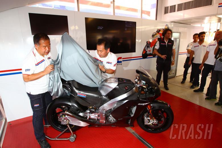 ,  - Honda RCV1000R Unveiling, Valencia MotoGP 2013