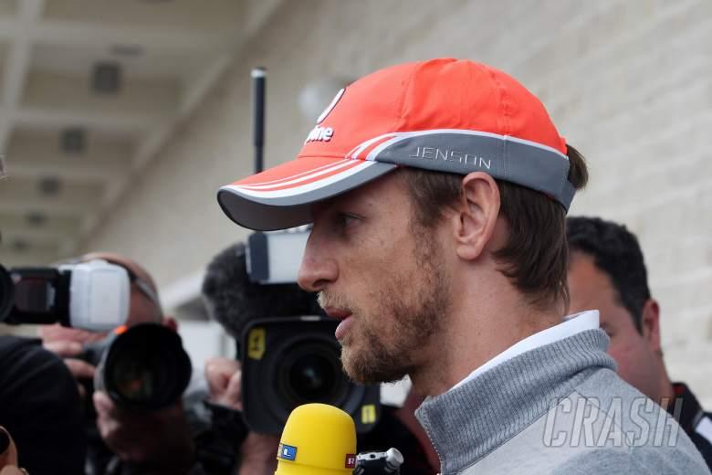 ,  - 14.11.2013- Jenson Button (GBR) McLaren Mercedes MP4-28