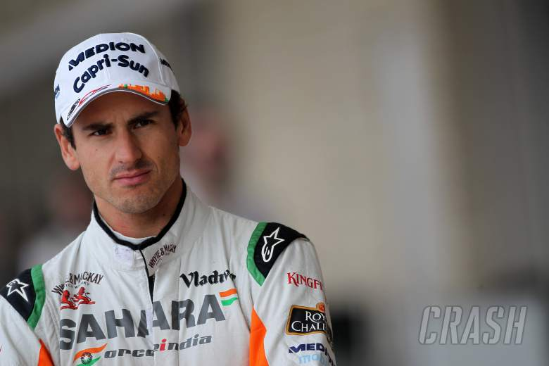 ,  - 15.11.2013- Free Practice 1, Adrian Sutil (GER), Sahara Force India F1 Team VJM06