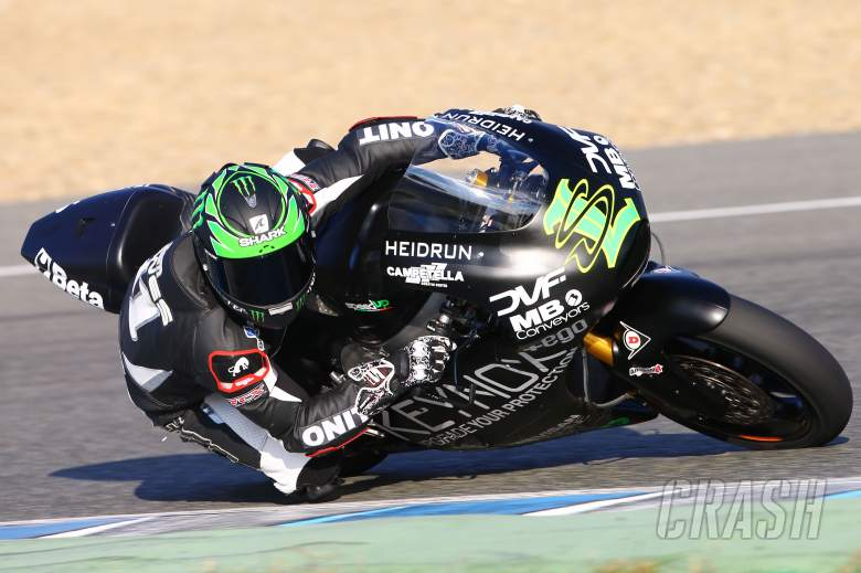,  - Sam Lowes, Moto2/3 tests, Jerez, November 2013