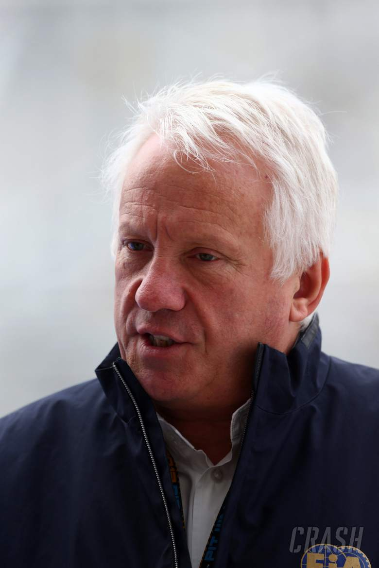 15.11.2013- Free Practice 1, Charlie Whiting (GBR), Race director and safety delegate
