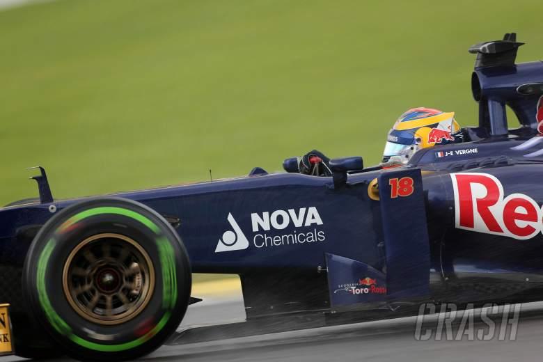 Toro Rosso Extends Sponsorship Agreement