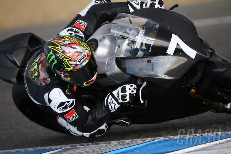 , - Davies, Jerez WSBK test, November 2013