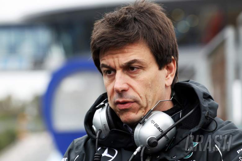 ,  - Toto Wolff (GER) Mercedes AMG F1 Shareholder and Executive Director.31.01.2014. Formula One Testing