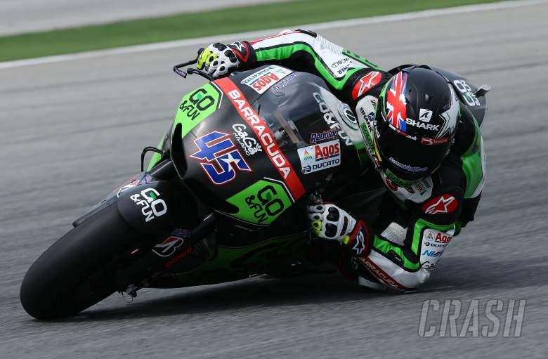 Redding, Sepang MotoGP test, 4-6 February 2014