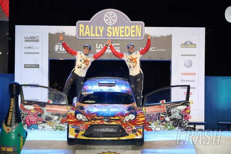 Karl Kruuda (EST) Martin Jarveoja (EST), Ford Fiesta R5