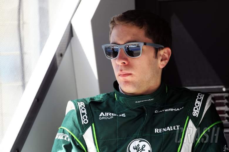 , - Robin Frijns (NLD) Caterham Test and Reserve Driver.21.02.2014. Formula One Testing, Bahrain Test O