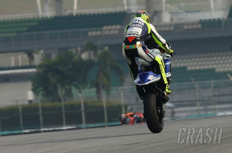 Rossi, Sepang MotoGP test, 26-28 February 2014