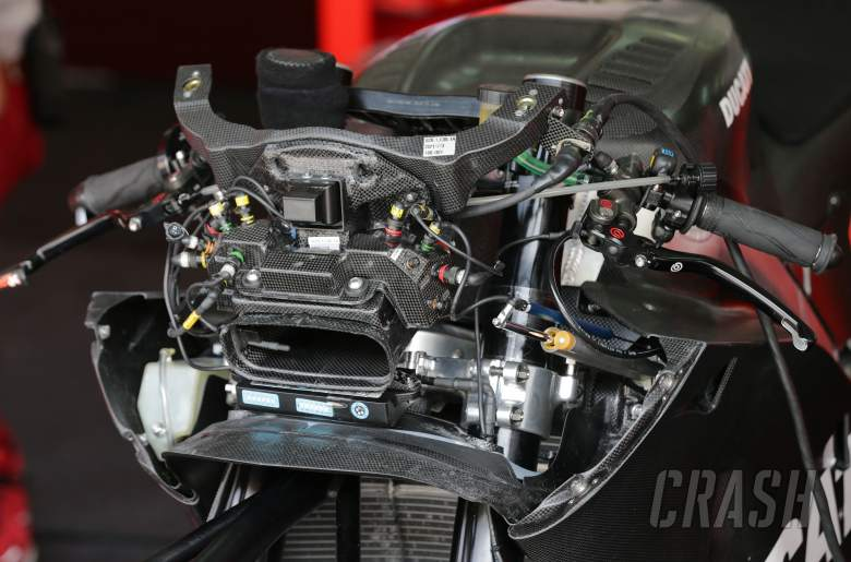 Dovizioso's Ducati , Sepang MotoGP test, 26-28 February 2014