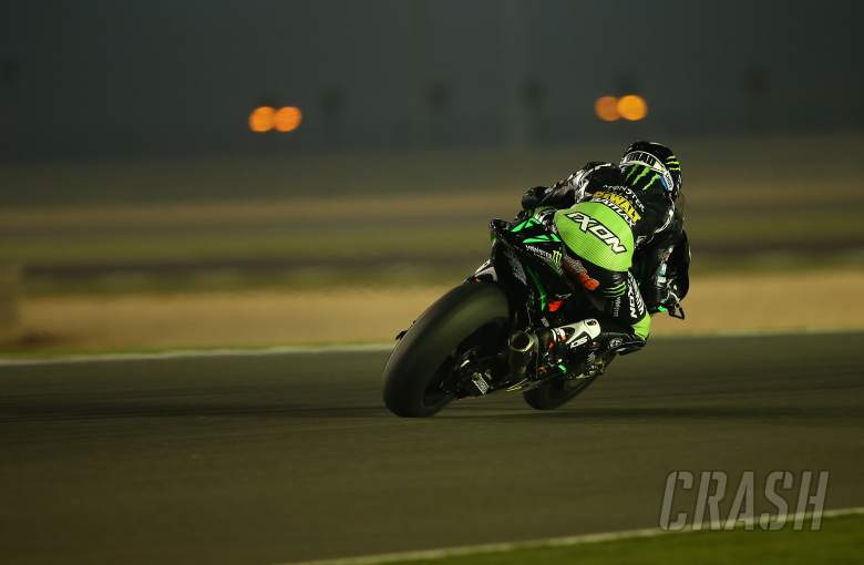 Smith, Qatar MotoGP test, March 2014