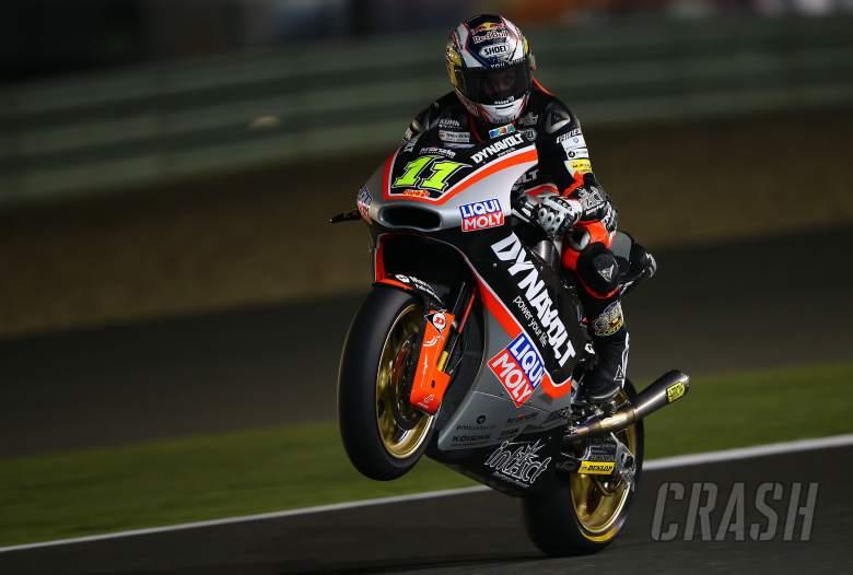 Cortese, Moto2, Qatar MotoGP 2014