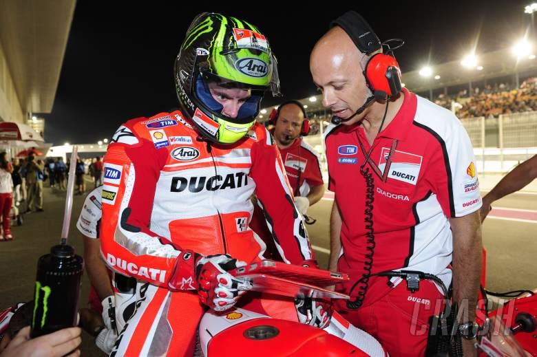 Crutchlow, Qatar MotoGP 2014