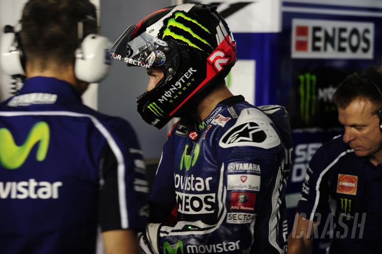 ,  - Lorenzo, Qatar MotoGP 2014