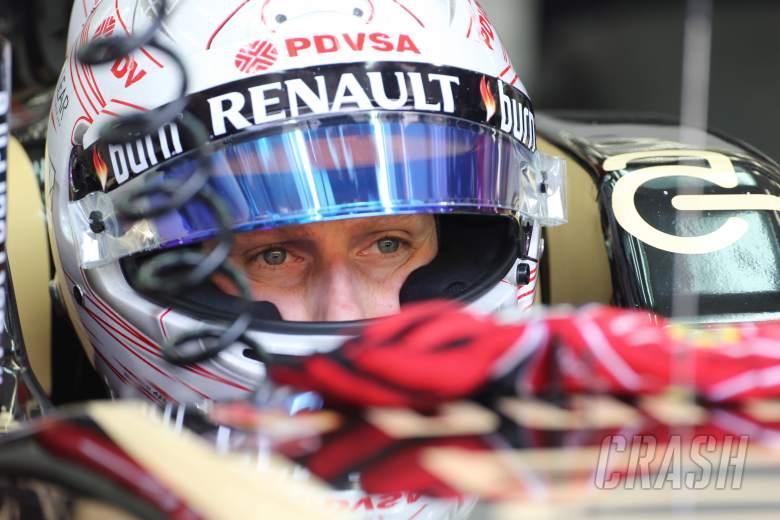 ,  - 04.04.2014- Free Practice 1, Romain Grosjean (FRA) Lotus F1 Team E22