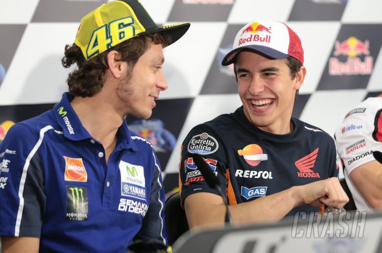 ,  - Rossi and Marquez, Argentinian MotoGP 2014