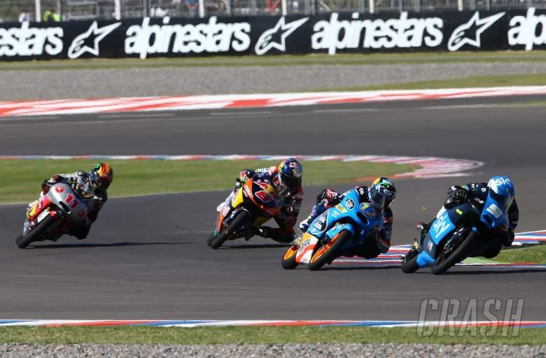 Fenati, Moto3, Argentinian MotoGP 2014