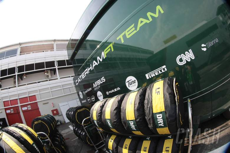 Caterham set to counter-sue employees