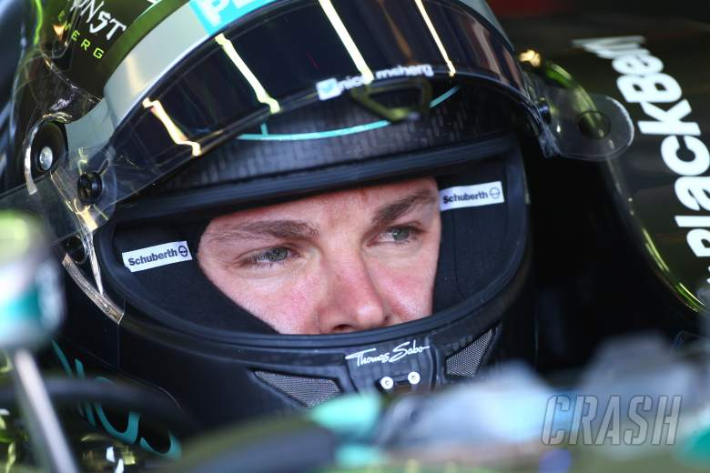Rosberg: Not the way I wanted it to go