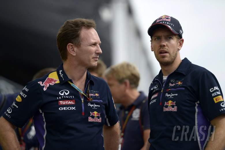 Horner confirms Vettel's Ferrari F1 move