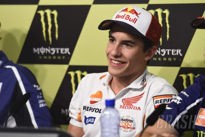 Marquez: 'Impossible to race two grand prix classes!'