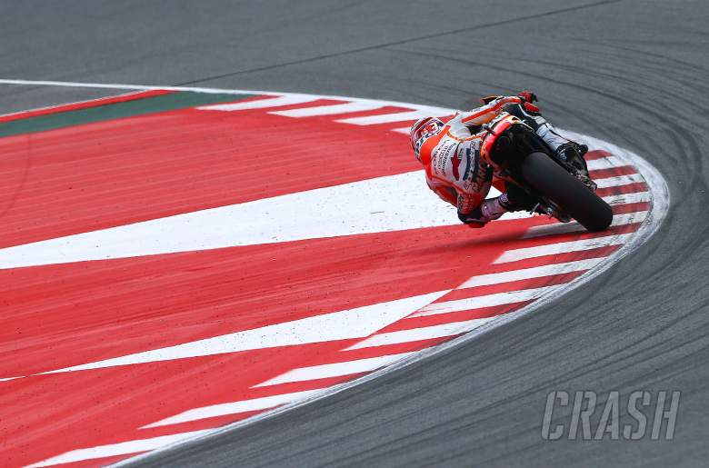 Marc Marquez: King of the kerb