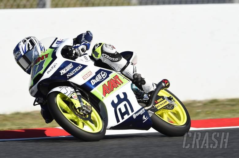 Moto3: Injured Ajo out of Sachsenring