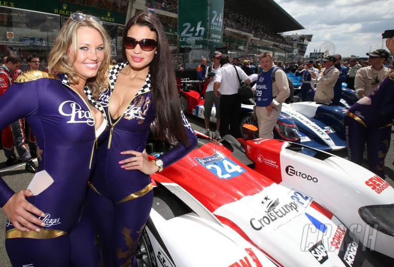 HAVE YOUR SAY: WEC introduces grid girl 'ban'