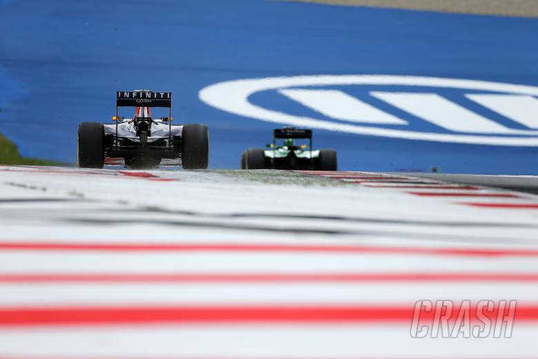 Drivers warned over Turn 8 in Austria