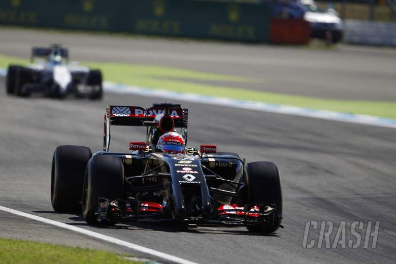 Grosjean: FRIC ban hurts us more than others
