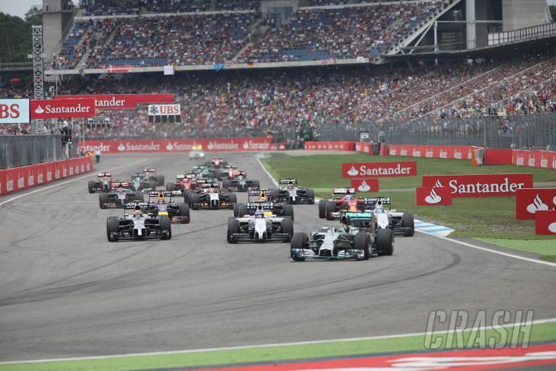 German Grand Prix officially cancelled
