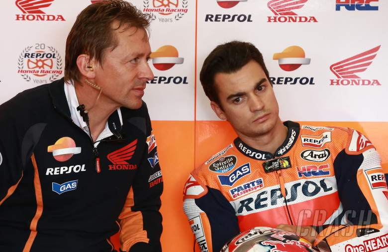 Leitner leaves as Dani Pedrosa's crew chief