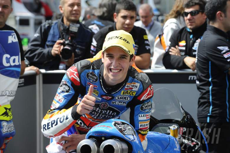Moto2: Alex Marquez to Marc VDS