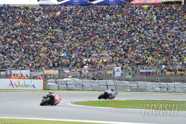 Brno leads MotoGP attendance with 240,695 fans