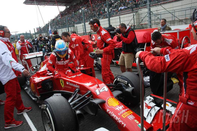 Alonso: Race was over after penalty